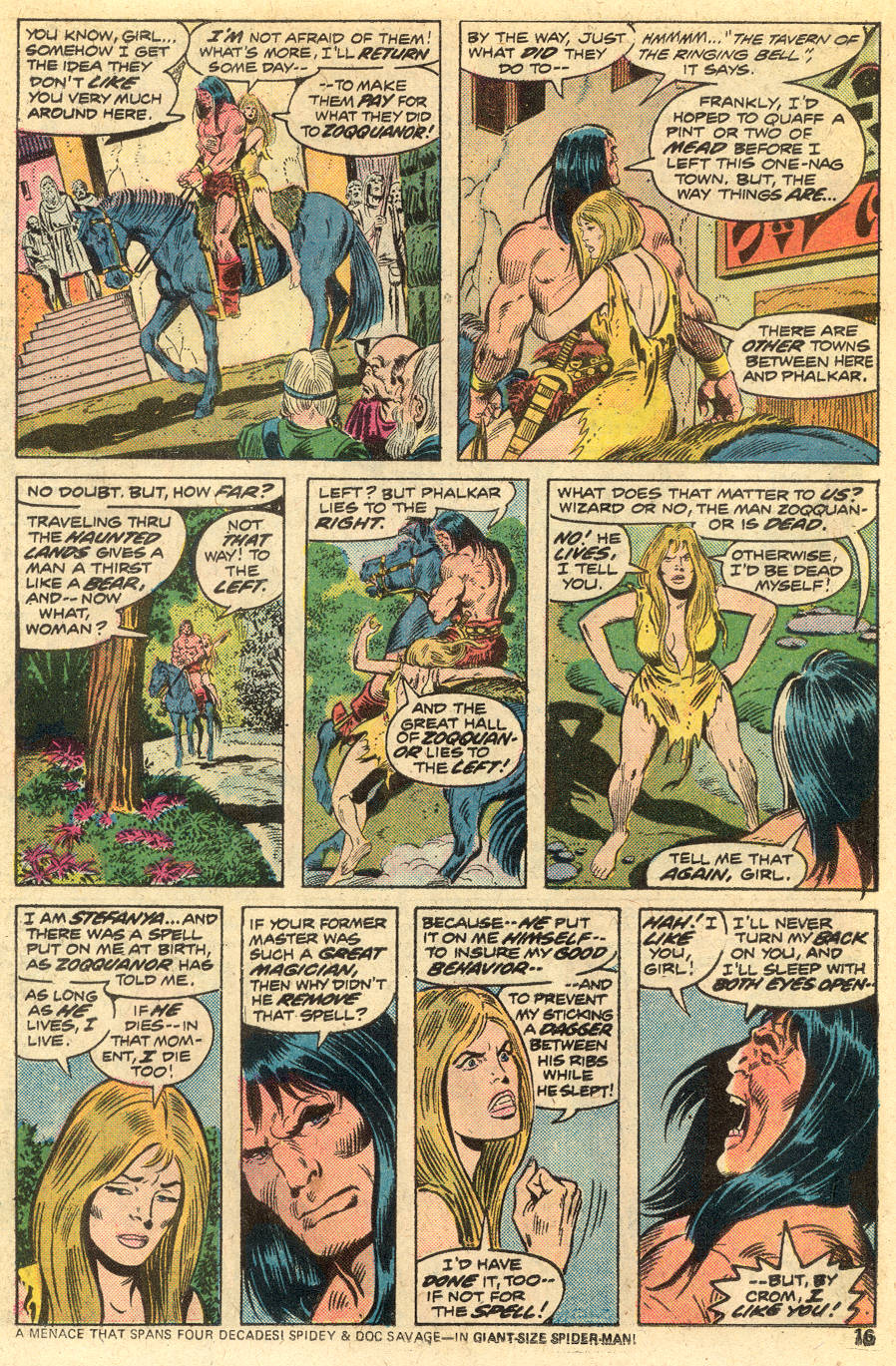 Conan the Barbarian (1970) Issue #46 #58 - English 11