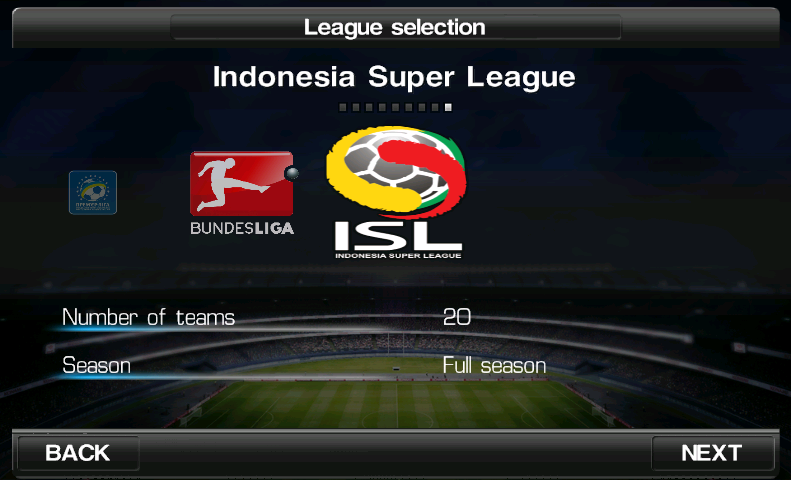 game terbaru,Download Game Android PES 2014 MOD ISL