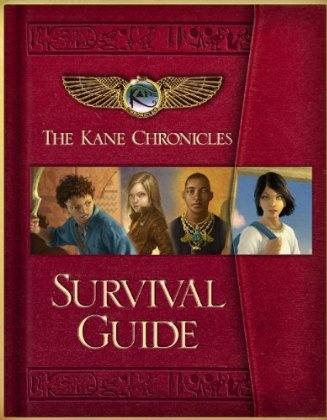 Kane chronicles survival guide amazon