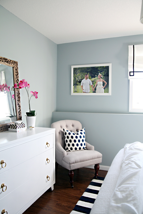IHeart Organizing: Master Bedroom Refresh - The Result