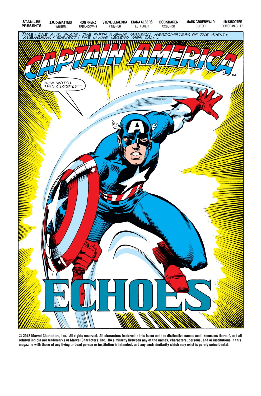 Captain America (1968) Issue #290 #206 - English 2