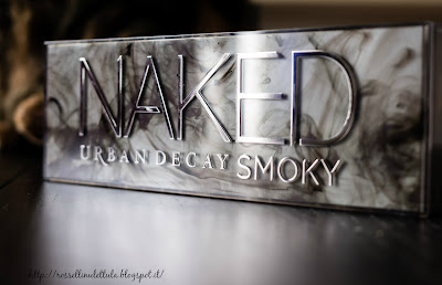 Naked smoky: swatch e due parole