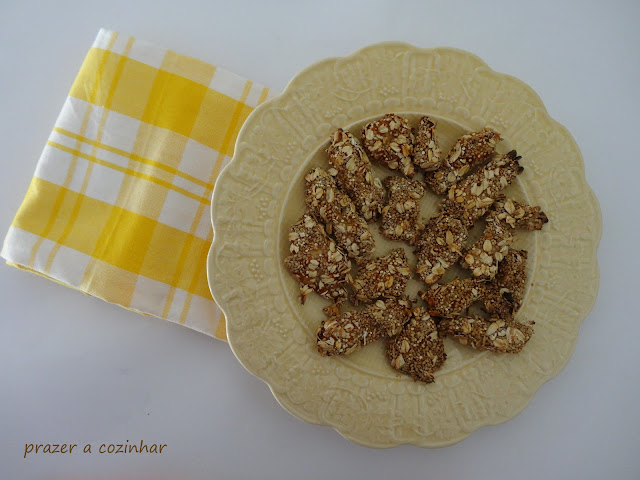 prazer a cozinhar - peitinhos de frango crocantes no forno