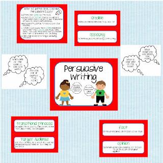 persuasive essay middle school
