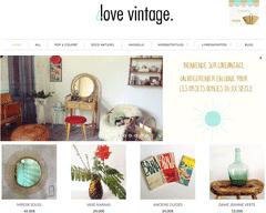 shop love vintage