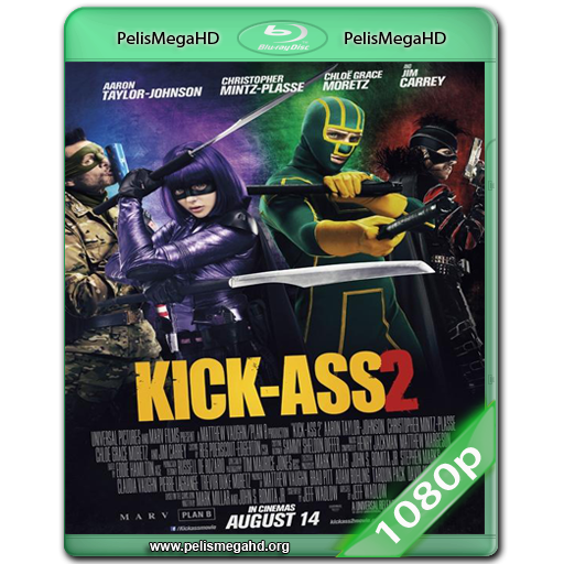 KICK-ASS 2 (2013) WEB-DL 1080P HD MKV INGLÉS SUBTITULADO