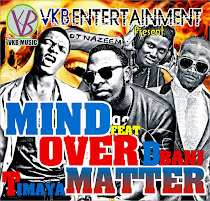 VKBMUSIC BRING TO YOU THE HOTTEST ALABA MIXTAPE ONLINE TIMAYA FEATURING D'BANJ MIND OVER MATTER