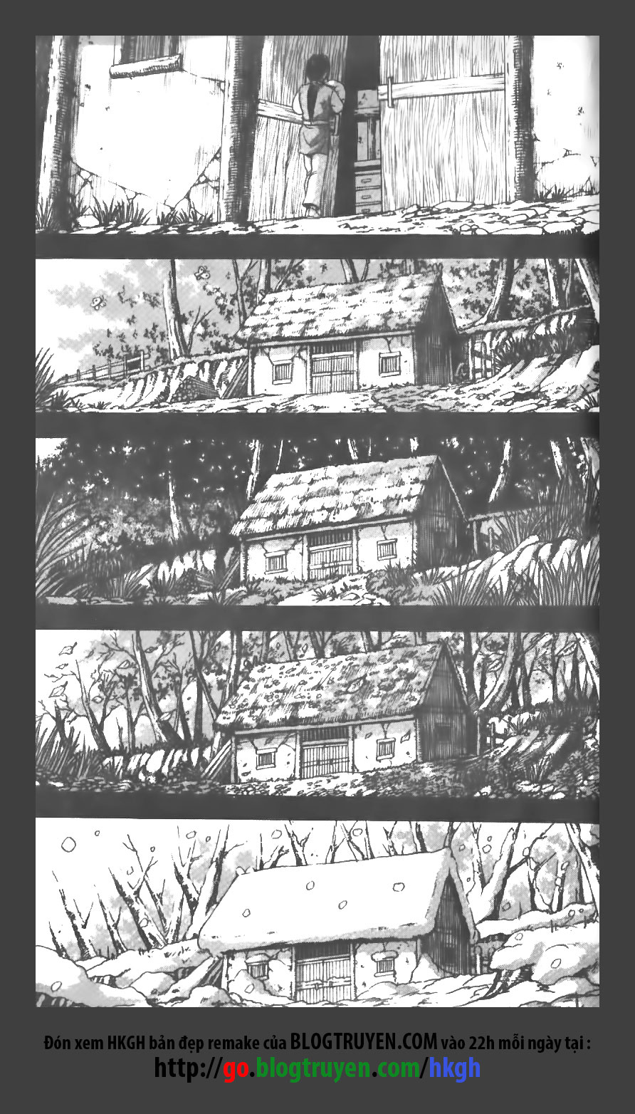 Hiệp Khách Giang Hồ - Hiệp Khách Giang Hồ Chap 280 - Pic 1