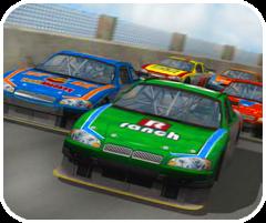 Đua xe kiểu Mỹ, chơi game dua xe oto kiểu Mỹ tại gamevui.biz