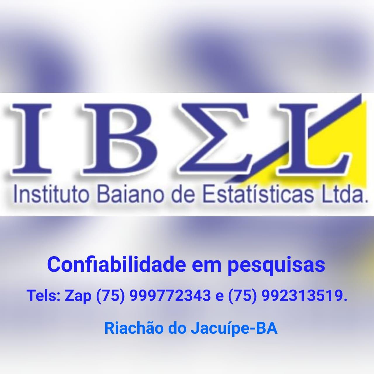 IBEL PESQUISAS E ESTATÍSTICAS