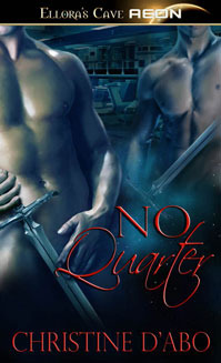 No quarter by Christine D`Abo