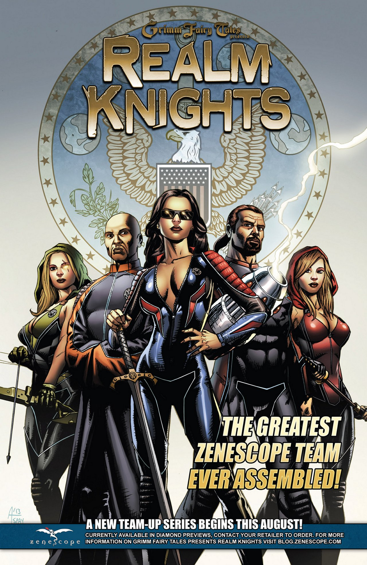 Grimm Fairy Tales (2005) Issue #87 #90 - English 27