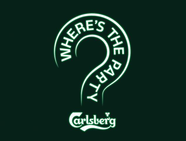 Carlsberg Where's The Party 2013: Few Hours Left To Go!