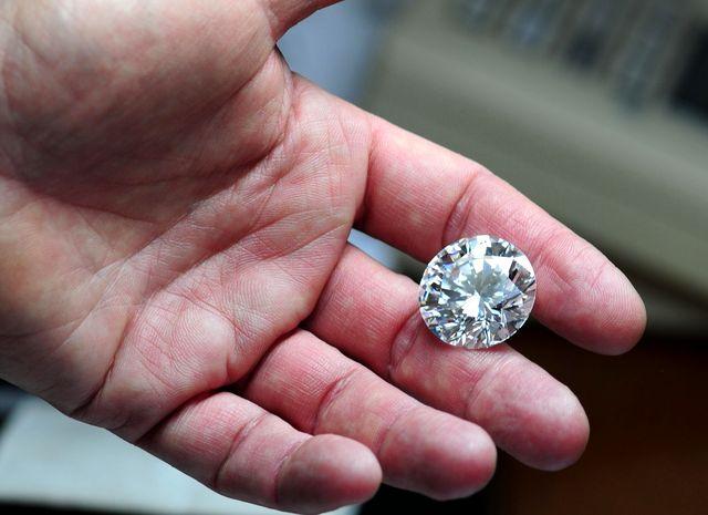 Рост цен на бриллианты