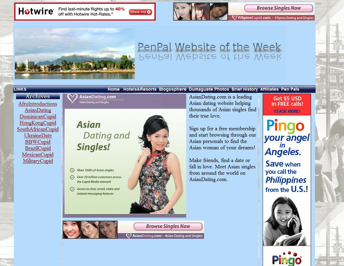 Asian penpal dating site the true