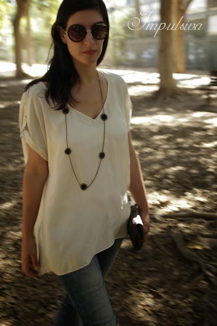 Impulsiva metal Jewelry - new necklace