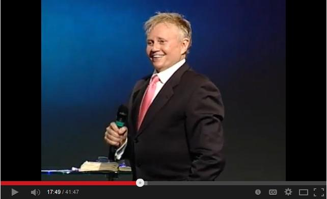Click to Watch Video of Pastor Randy
