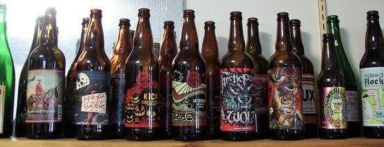 My Favorite Beer Label Designs Brewery Power Rankings 2013 Bear