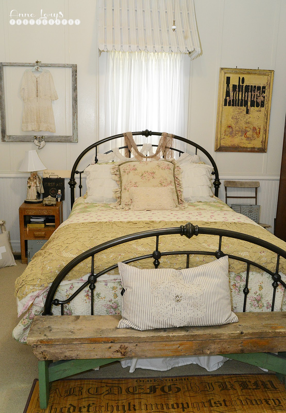 Fiona and Twig Farmhouse Bedroom