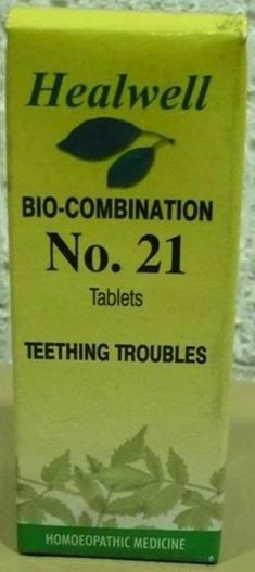 bio combination no 21 Teething Troubles