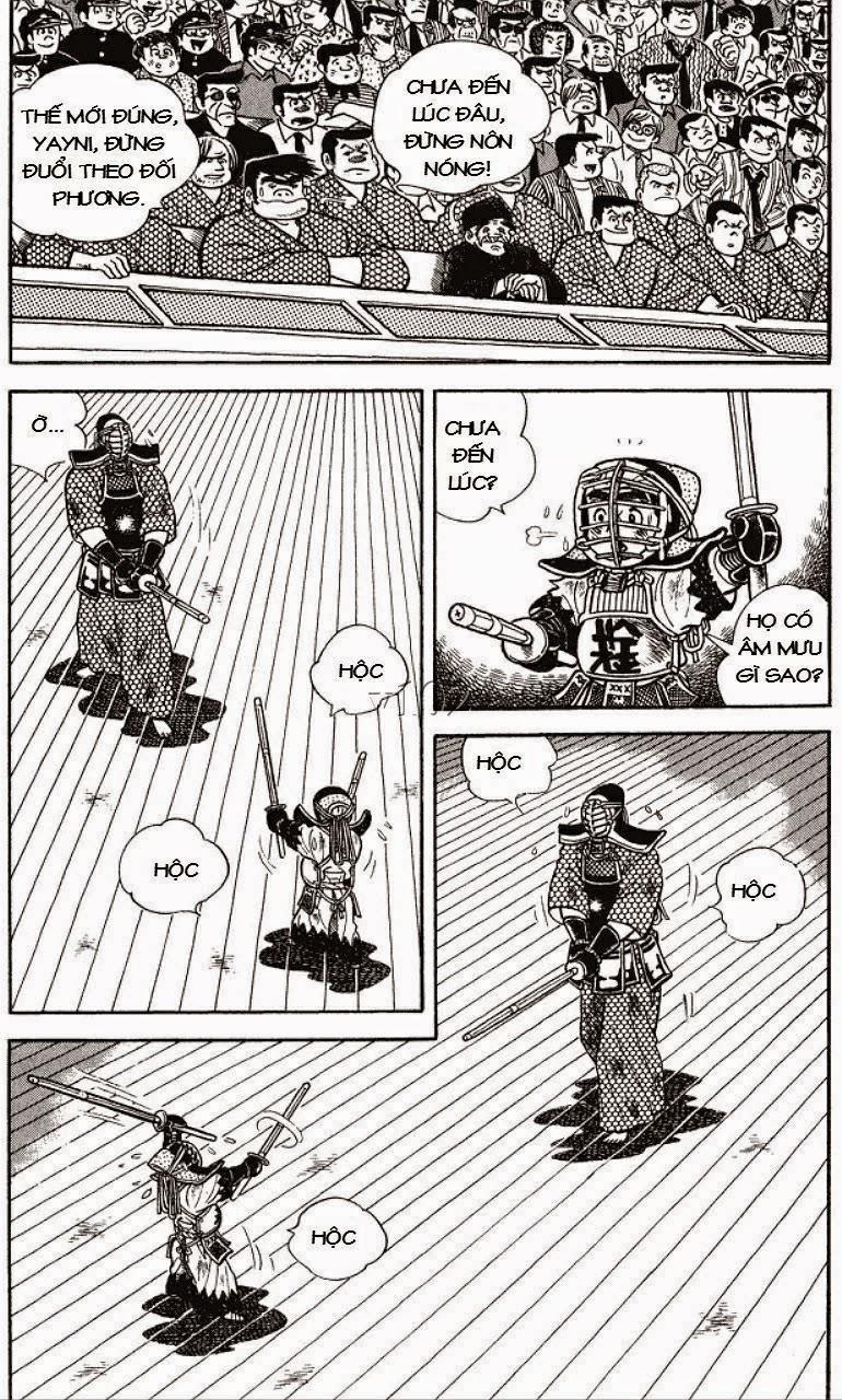 Siêu quậy Teppi chap 129 - Trang 21