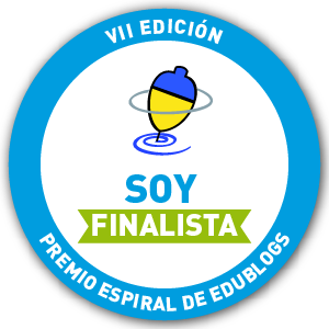 Finalista #espiraledublogs 2013
