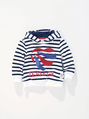 Next children clothes, team GB, sweater
