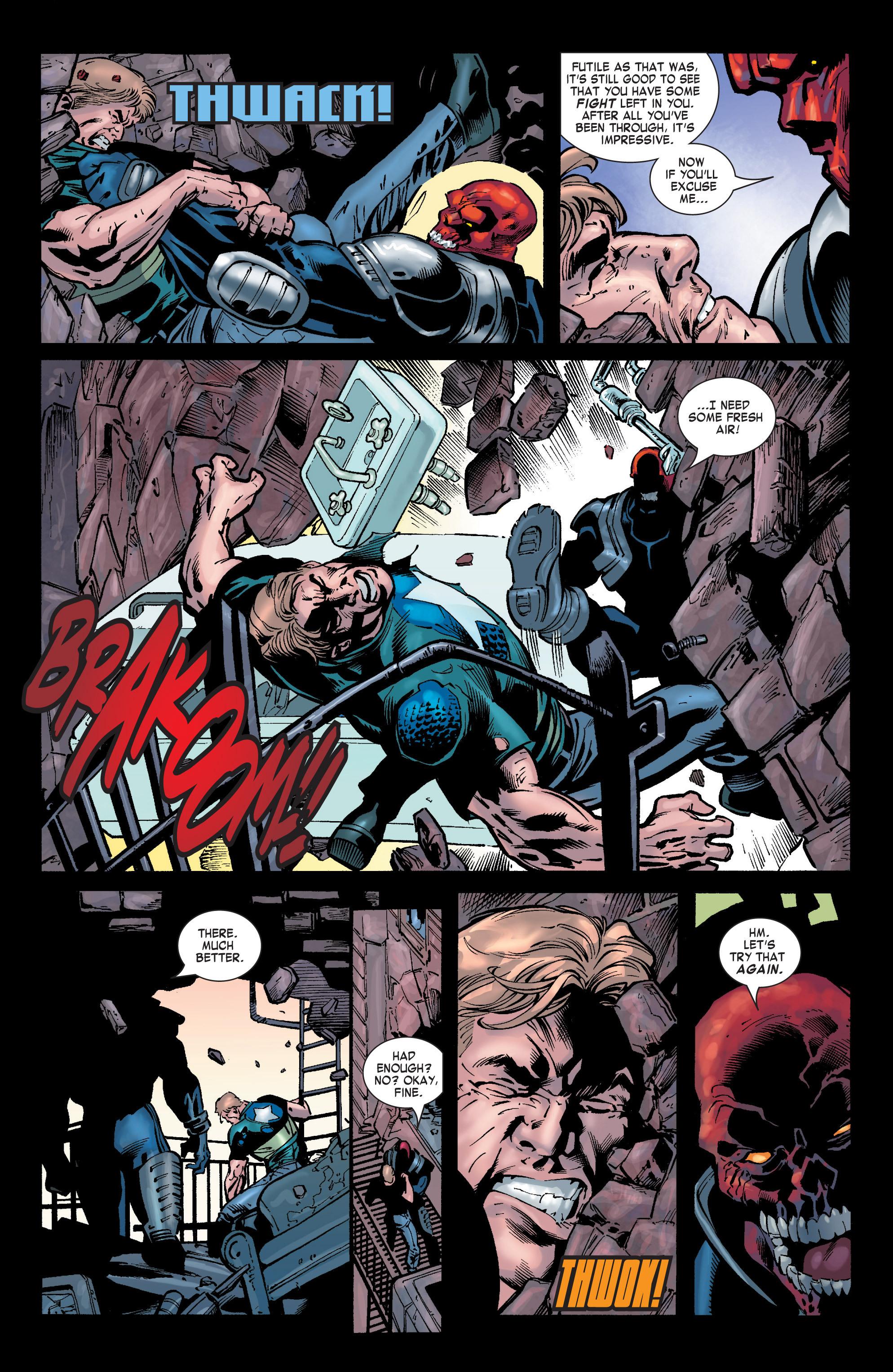 Captain America (2002) Issue #32 #33 - English 11