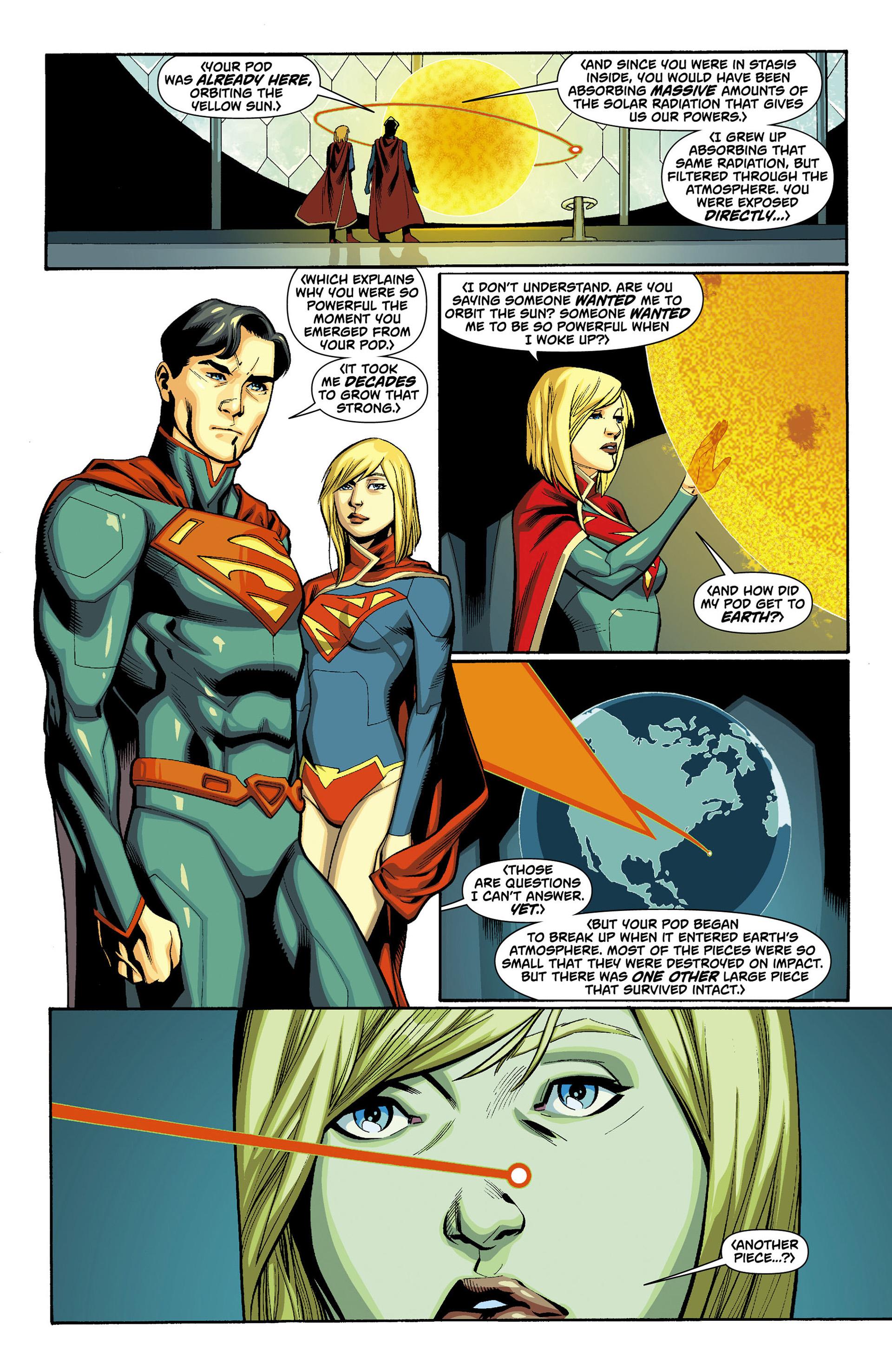 Supergirl (2011) Issue #12 #14 - English 5
