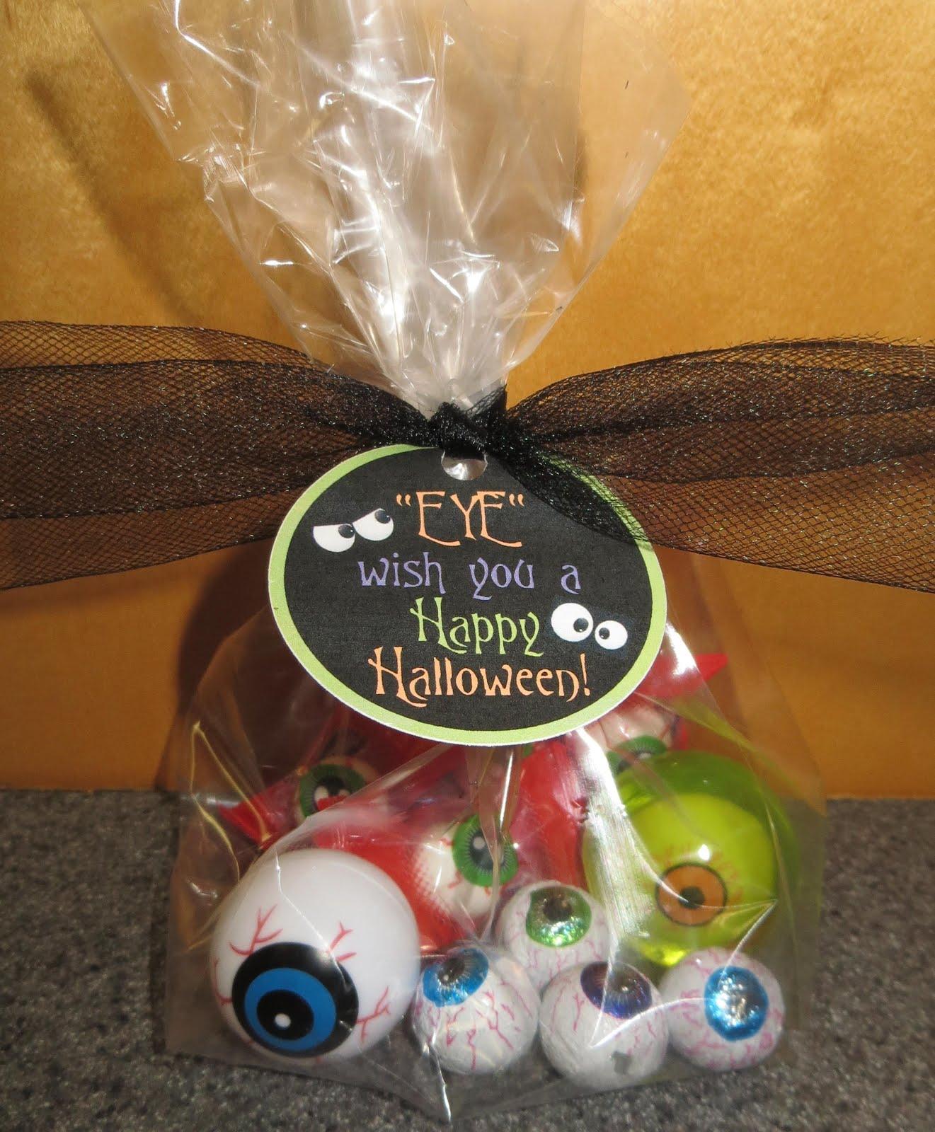 Room Mom Extraordinaire: Halloween Goodie Bag