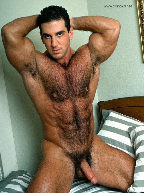 Волосатые голые мужчины фото 38965 фотография