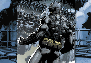 Futures End 3D Lenticular Covers