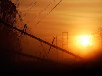 ¿Pueden las tormentas solares afectar a la circulación de trenes?