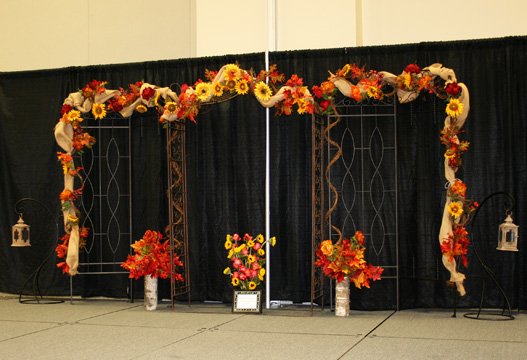 Creative Wedding Events Provo Bridal Fair September 2012