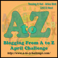 Blogging from A to Z 2013--  Co-host Arlee Bird