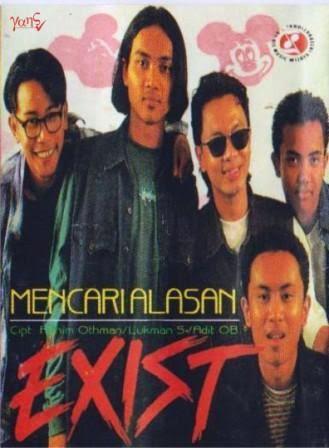 Exist - Mencari alasan ( Full Album 1996 )