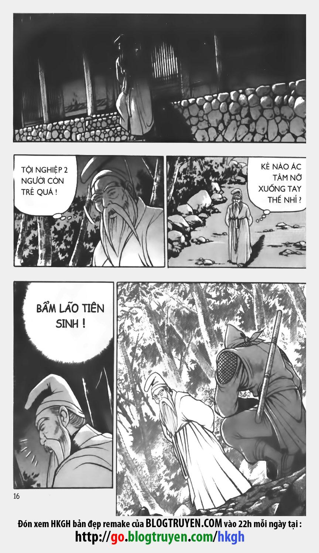 Hiệp Khách Giang Hồ - Hiệp Khách Giang Hồ Chap 070 - Pic 5