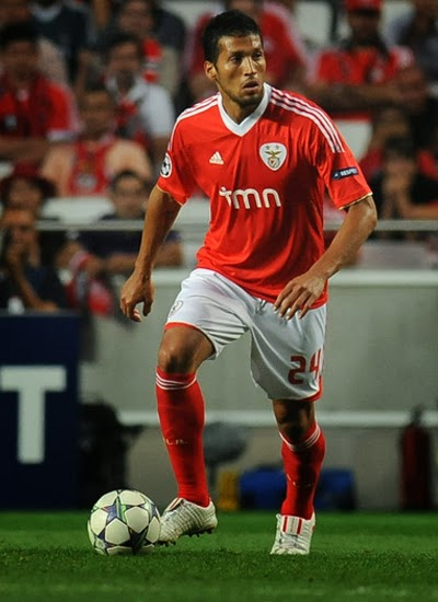 Ezequiel Garay Benfica Transfer Manchester United 2014