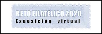RETO FILATÉLICO / 30 MARZO - 9 MAYO
