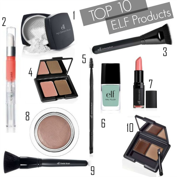 4 products must-have from e.l.f photos