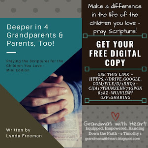 A Free Gift for Grandparents & Parents, Too!
