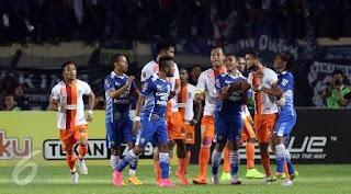 Persib vs Pusamania Borneo FC 2-1