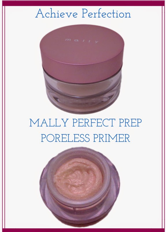 I have tried Mally Perfect Prep Poreless Primer for the past week.  It moisturizes your skin under your makeup.  See what else I found.