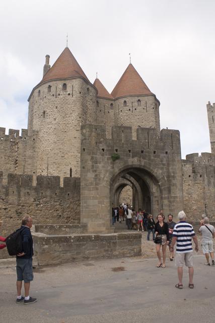 Carcassonne zamek