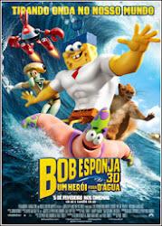 Baixar Filme Bob Esponja – Um Herói Fora D'Água (Dual Audio) Online Gratis
