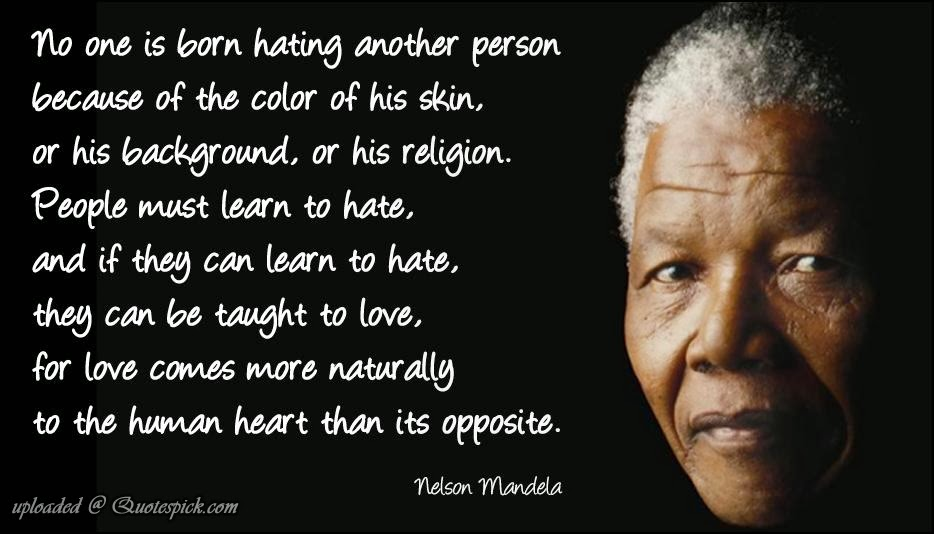 Nelson Mandela Famous Quotes - 10 Quotes With Images