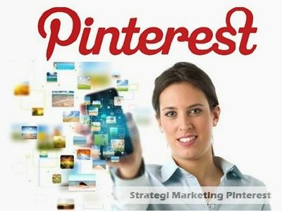 strategi marketing pinterest