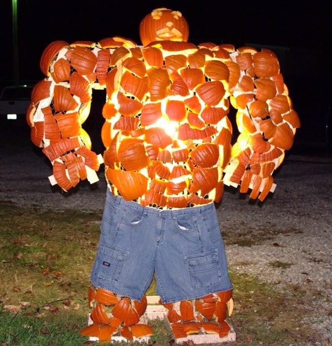 cool halloween pumpkin - Funny Halloween Pumpkin Carvings