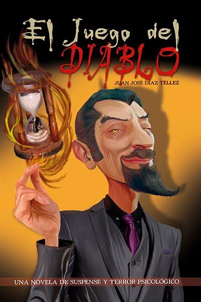 """NUEVA EDICIÓN de """"El Juego del Diablo"""" a la venta desde el 23/04 ¡El mejor regalo el día del libro!"""