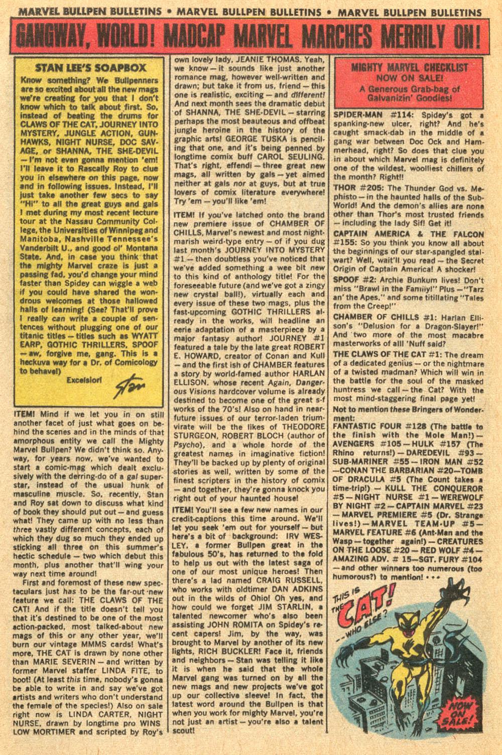 Conan the Barbarian (1970) Issue #20 #32 - English 23